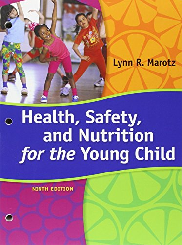 Bundle: Health, Safety, and Nutrition for the Young Child, Loose-leaf Version, 9th + LMS Integrated for MindTap Education, 1 term (6 months) Printed Access Card