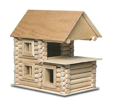 Walachia Vario Wooden Building Basic Set by Walachia