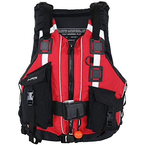 (NRS Rapid Rescuer PFD Life Red)