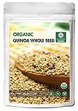 Organic Quinoa (5lb) by Naturevibe Botanicals, Gluten-Free & Non-GMO