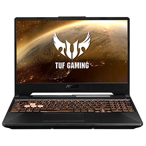chollos oferta descuentos barato ASUS TUF Gaming A15 FA506II BQ029 Portátil de 15 6 FullHD Ryzen 7 4800H 16 GB RAM 1TB SSD GeForce GTX1650Ti 4 GB GDDR6 Sin Sistema Operativo Negro Hoguera Teclado QWERTY español