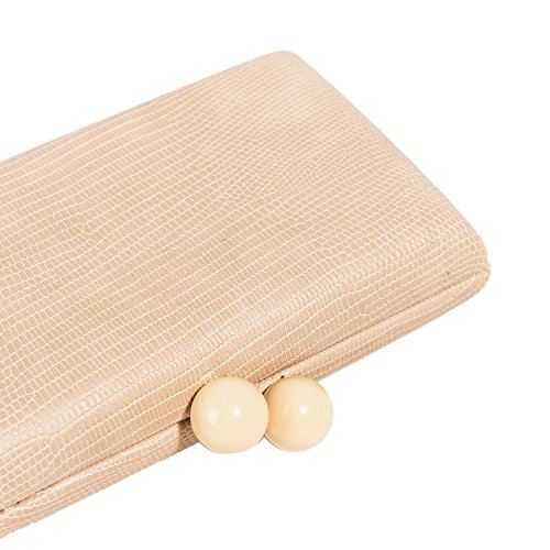 Clutch Clutch Parfois Lilo Women Beige Party Lilo Women Parfois Party qwFO4t