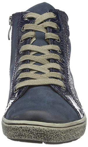 Caprice 25250 - Zapatillas Mujer Blau (OCEAN NU COMB 858)