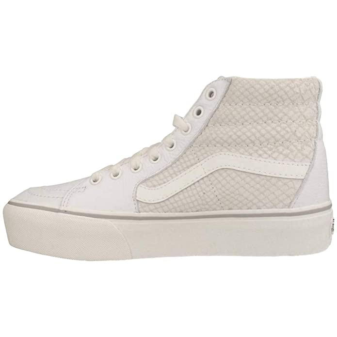 4561d2f5c8 Amazon.com  Vans Sk8-Hi Platform 2.0 (Leather)  Shoes