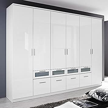 kleiderschrank wei. Black Bedroom Furniture Sets. Home Design Ideas
