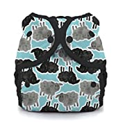 Snap Duo Wrap, Counting Sheep, Size One (6-18 lbs)