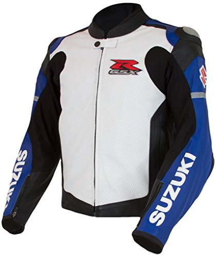 Suzuki Gsxr Leather Jacket - 4