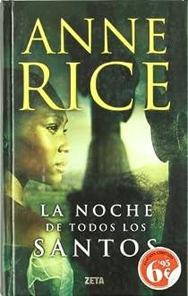 LA NOCHE DE TODOS LOS SANTOS par Rice