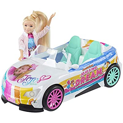 JoJo Siwa Dream Car, Multicolor: Toys & Games