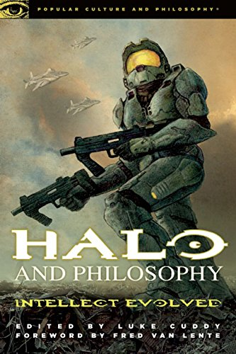 Read Online Halo and Philosophy: Intellect Evolved (Popular Culture and Philosophy) pdf epub