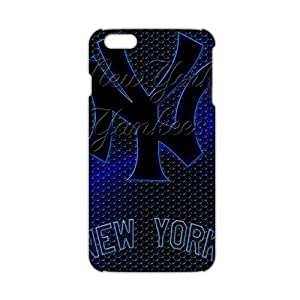 KJHI New York Yankees 3D Phone Case for iphone 6 plus WANGJING JINDA