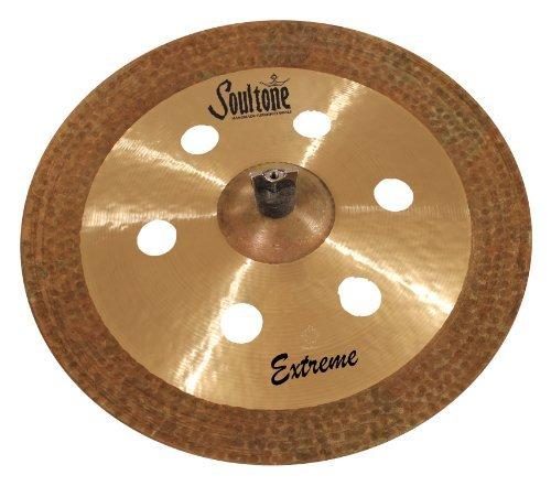Soultone Cymbals EXT-CHN19FXO6-19 Soultone Cymbals Extreme FXO 6 China [並行輸入品]   B07MRBQ5W2