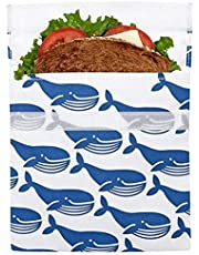 Lunchskins Reusable Sandwhich Food Bag