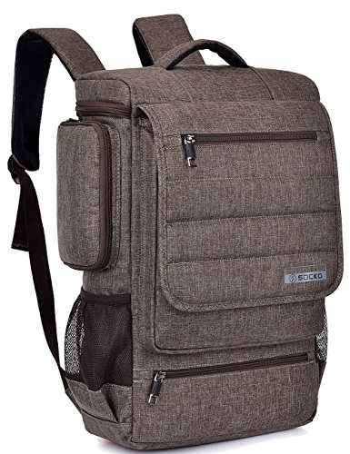 BRINCH Backpack Multifunctional Knapsack Backpacks