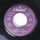 Carol King 45 RPM Rulers of the World / One Fine Day