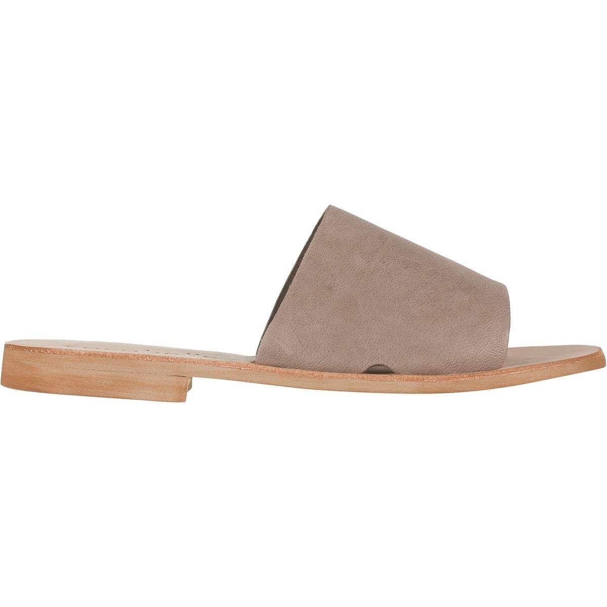 Cocobelle Bhea Slide Sandal - Women's B07B4GKNM1 41.0|Grey