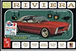 AMT 1965 Buick Riviera Model Car Kit by Round 2