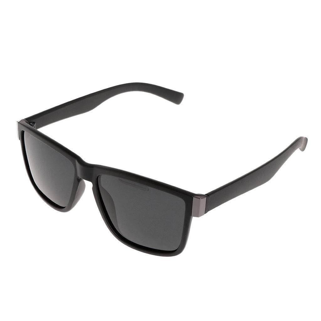 Hukai Men Polarized Sunglasses Cycling Fishing UV400 Protection Outdoor Sports Hiking Men