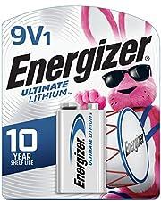 Energizer L522BP Energizer Ultimate Lithium 9V Battery, 1 Count, 0.04 kg