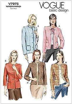 Vogue Patterns Set