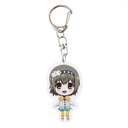 Bowinr Tokyo Ghoul Keychain, Japanese Anime Kaneki Ken Touka ...