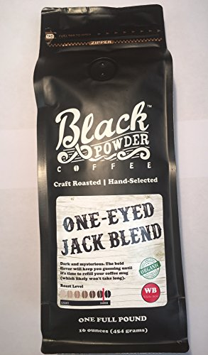 (Coffee, Naturally Grown One-eyed Jack Blend)
