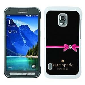 Popular Samsung Galaxy S5 Active Case ,Kate Spade 177 (2) white Samsung Galaxy S5 Active Cover Beautiful And Durable Designed Case