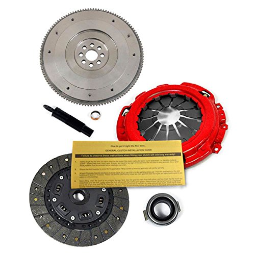 (EFT SPORT 2 CLUTCH KIT & HD FLYWHEEL for ACURA RSX TYPE-S CIVIC Si 2.0L K20 K24)