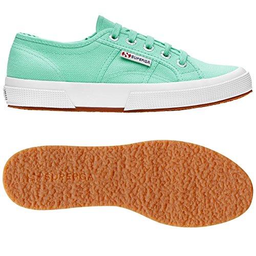 Superga 2750-Cotu Classic, Sneakers Unisex-Adulto Pastel Green