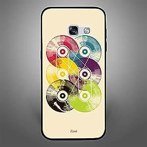Samsung Galaxy A3 2017 Music Disks