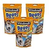 VitaKraft Drops with Yogurt Dog Treat Snacks - 3 PACK Larger Image