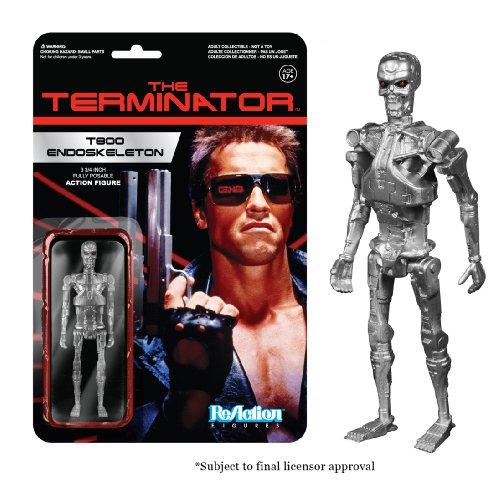 Funko The Terminator T-800 Endoskeleton ReAction Figure