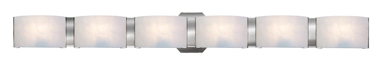 Eurofase BR-6DAK-05 Dakota 6-Light Bathbar high-quality