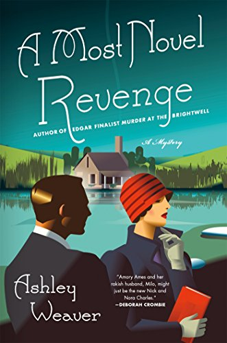 Book Cover: A Most Novel Revenge: A Mystery