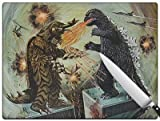 Movie Poster 45 - Godzilla vs Megalon Standard Cutting Board