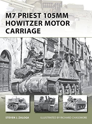 M7 Priest 105mm Howitzer Motor Carriage (New Vanguard)