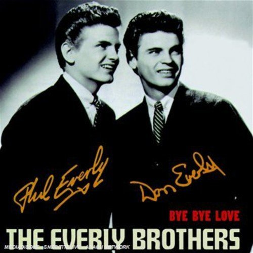 CD : Everly Brothers - Bye Bye Love (Japanese Mini-Lp Sleeve, France - Import)