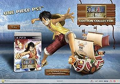 One Piece Pirate Warriors - Collectors Edition: Amazon.es: Videojuegos