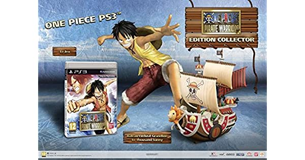 One Piece Pirate Warriors - Collectors Edition: Amazon.es: Videojuegos