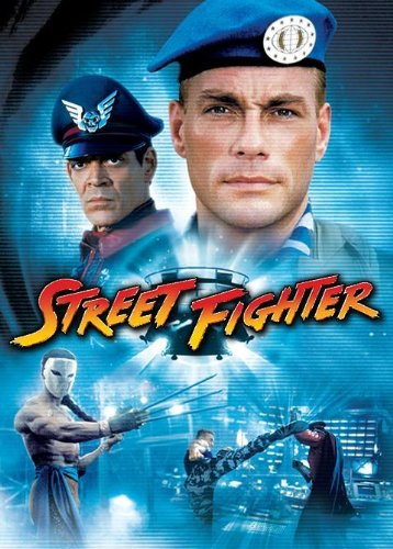 Street Fighter by