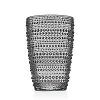 Godinger Highball Glasses Beverage Cups - Lumina, 10oz, Set Of 4