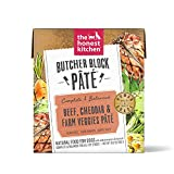 Butcher Block Pate Beef, Cheddar & Farm Veggies