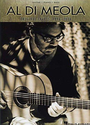 Al Di Meola Guitar (Al Di Meola - Original Charts: 1996-2006)