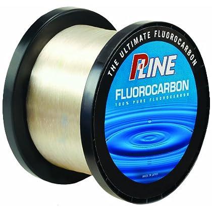 Image of Fluorocarbon Line P-Line Fluorocarbon Fishing Line 2000 YD Bulk Spool