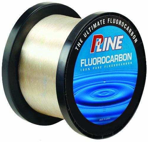 P line fluorocarbon fishing line 2000 yd bulk spool for Pline fishing line