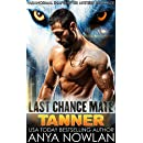 Last Chance Mate: Tanner (Paranormal Shapeshifter Mystery Romance)