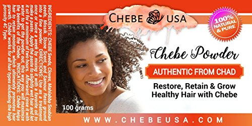 Chebe Powder Sourced Directly From Miss Sahel And The