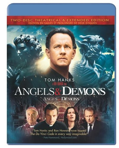 Angels and Demons (2-Disc Theatrical & Extended Edition) [Blu-ray] [Blu-ray]