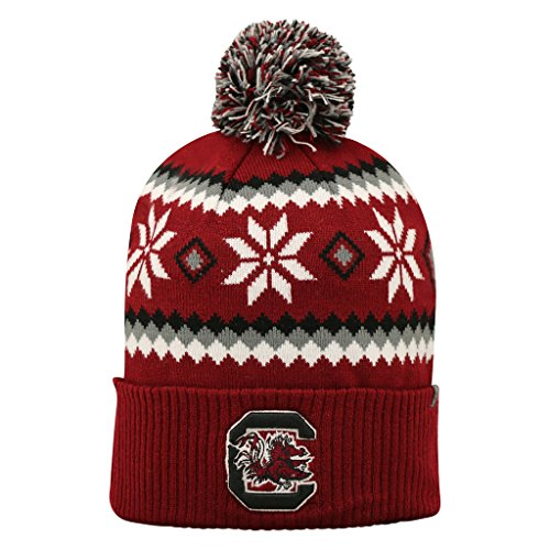 South Carolina Gamecocks Stocking (South Carolina Gamecocks Official NCAA Cuffed Knit Beanie Stocking Hat 253071)