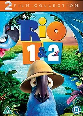 Rio Rio 2 Dvd Movies Tv Amazon Com